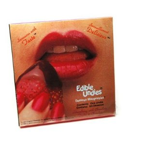 Edible Female Straw/chocolate